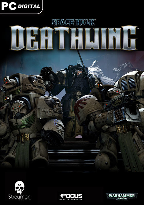 Space Hulk: Deathwing - Packshot