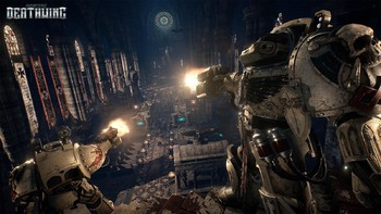 Screenshot2 - Space Hulk: Deathwing