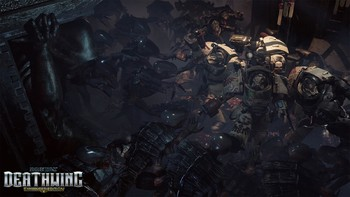 Screenshot3 - Space Hulk: Deathwing - Enhanced Edition