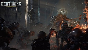 Screenshot4 - Space Hulk: Deathwing - Enhanced Edition