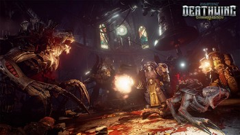 Screenshot5 - Space Hulk: Deathwing - Enhanced Edition