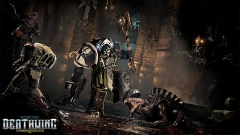 Screenshot7 - Space Hulk: Deathwing - Enhanced Edition