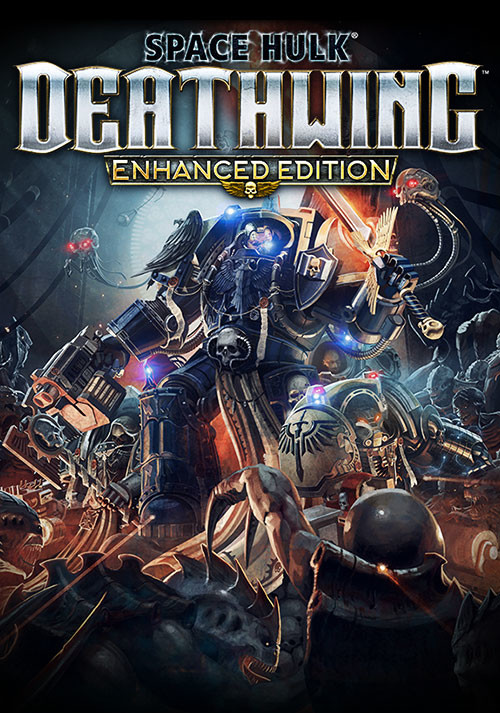 Space Hulk: Deathwing - Enhanced Edition - Cover