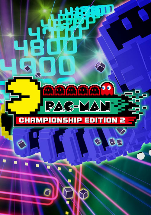 PAC-MAN Championship Edition 2 - Cover