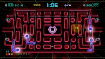 Screenshot2 - PAC-MAN Championship Edition 2