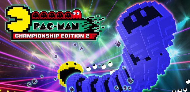 PAC-MAN Championship Edition 2 - Cover / Packshot