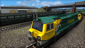 Screenshot1 - Train Simulator 2017