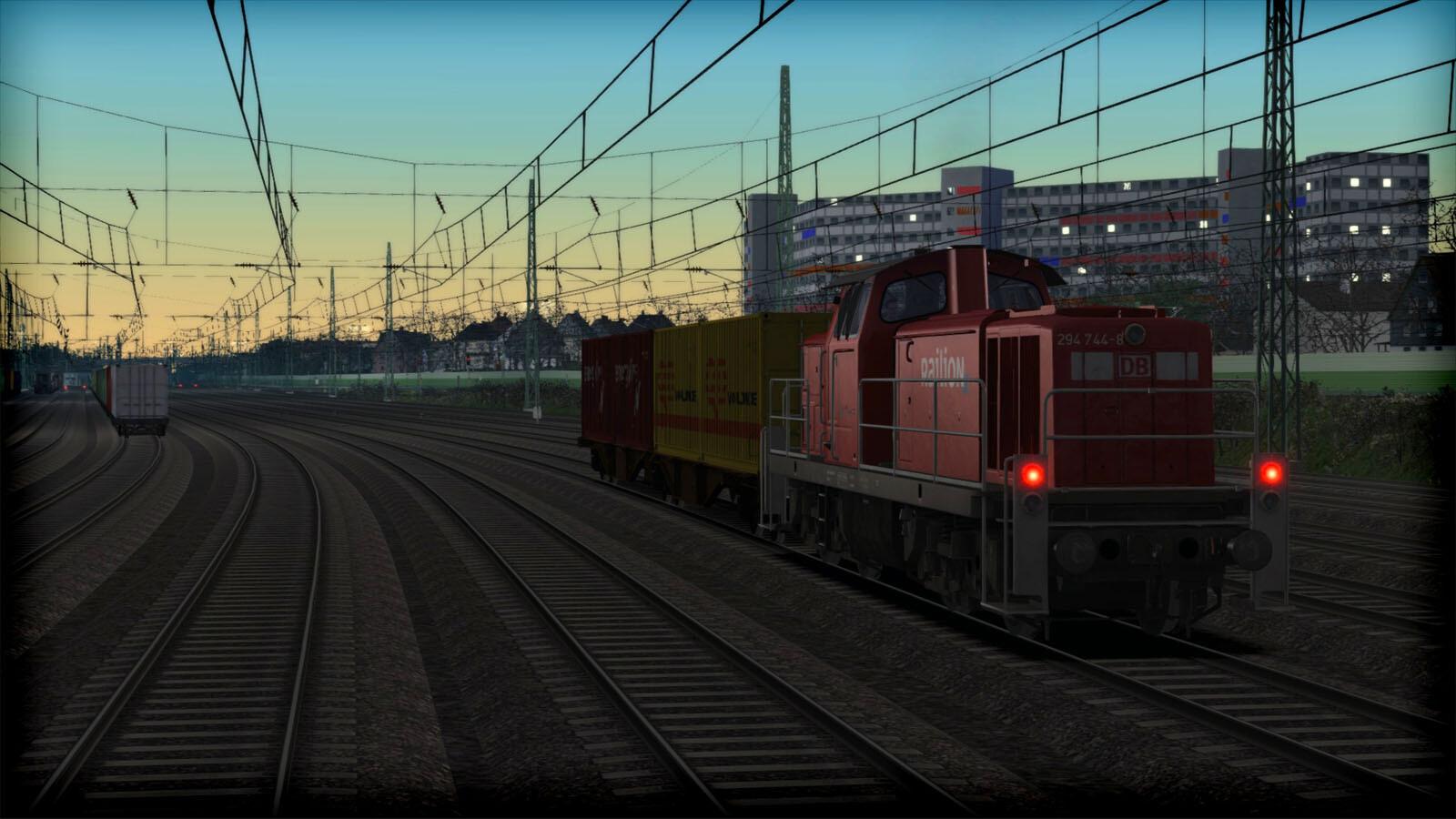Free british train simulator online