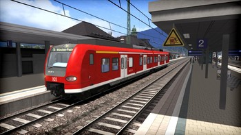 Screenshot6 - Train Simulator: Munich - Garmisch-Partenkirchen Route Add-On
