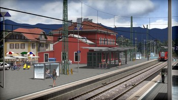 Screenshot2 - Train Simulator: Munich - Garmisch-Partenkirchen Route Add-On