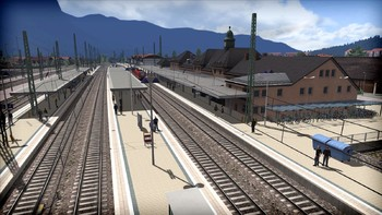 Screenshot3 - Train Simulator: Munich - Garmisch-Partenkirchen Route Add-On