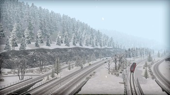 Screenshot7 - Train Simulator: Munich - Garmisch-Partenkirchen Route Add-On