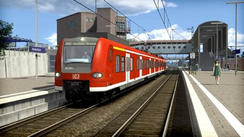 Screenshot3 - Train Simulator: The Rhine Railway: Mannheim - Karlsruhe Route Add-On