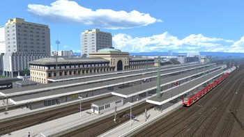 Screenshot9 - Train Simulator: The Rhine Railway: Mannheim - Karlsruhe Route Add-On
