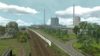 Screenshot7 - Train Simulator: The Rhine Railway: Mannheim - Karlsruhe Route Add-On