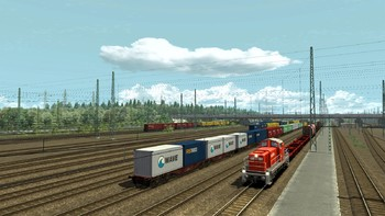 Screenshot8 - Train Simulator: The Rhine Railway: Mannheim - Karlsruhe Route Add-On