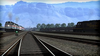 Screenshot4 - Train Simulator: Soldier Summit Route Add-On