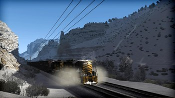 Screenshot6 - Train Simulator: Soldier Summit Route Add-On