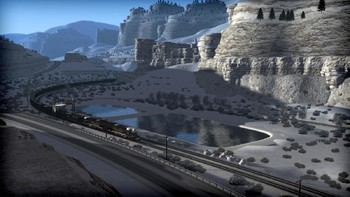 Screenshot3 - Train Simulator: Soldier Summit Route Add-On