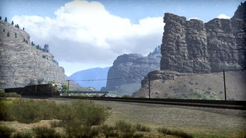 Screenshot7 - Train Simulator: Soldier Summit Route Add-On