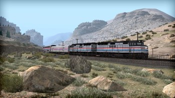 Screenshot8 - Train Simulator: Soldier Summit Route Add-On