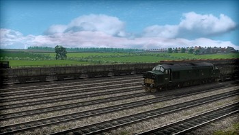 Screenshot1 - Train Simulator: Weardale & Teesdale Network Route Add-On