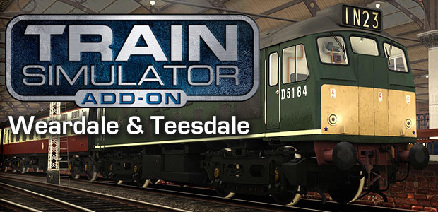 Train Simulator: Weardale & Teesdale Network Route Add-On - Cover / Packshot