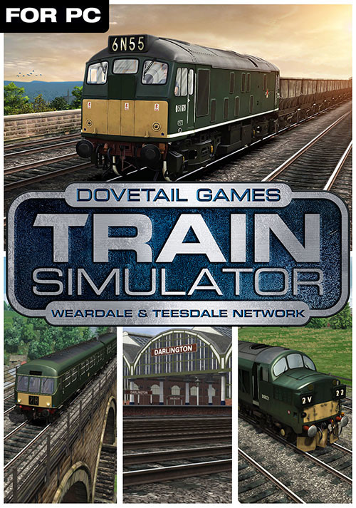 Train Simulator: Weardale & Teesdale Network Route Add-On - Cover / Packshot