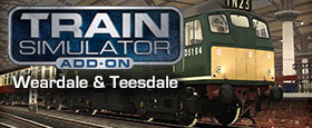 Train Simulator: Weardale & Teesdale Network Route Add-On