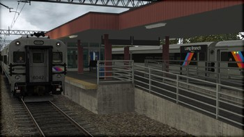 Screenshot5 - Train Simulator: North Jersey Coast Line Route Add-On
