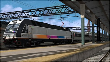 Screenshot7 - Train Simulator: North Jersey Coast Line Route Add-On