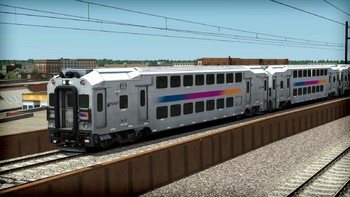 Screenshot3 - Train Simulator: North Jersey Coast Line Route Add-On