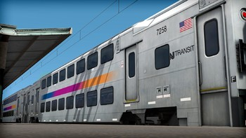 Screenshot6 - Train Simulator: North Jersey Coast Line Route Add-On