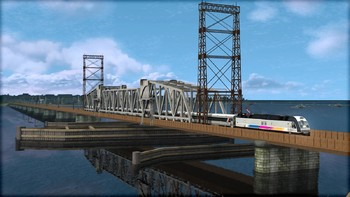 Screenshot8 - Train Simulator: North Jersey Coast Line Route Add-On