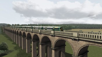 Screenshot2 - Train Simulator: London to Brighton Route Add-On