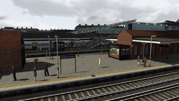 Screenshot3 - Train Simulator: London to Brighton Route Add-On