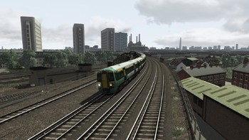 Screenshot6 - Train Simulator: London to Brighton Route Add-On