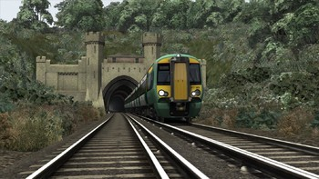 Screenshot1 - Train Simulator: London to Brighton Route Add-On
