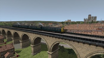 Screenshot2 - Train Simulator: BR Regional Railways Class 101 DMU Add-On