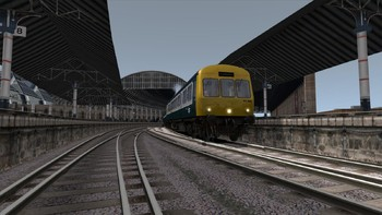 Screenshot3 - Train Simulator: BR Regional Railways Class 101 DMU Add-On