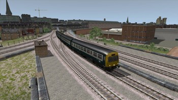Screenshot1 - Train Simulator: BR Regional Railways Class 101 DMU Add-On