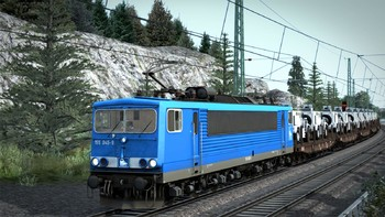 Screenshot4 - Train Simulator: West Rhine: Köln - Koblenz Route Add-On