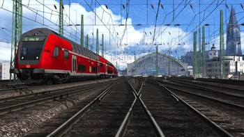 Screenshot9 - Train Simulator: West Rhine: Köln - Koblenz Route Add-On