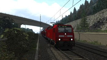 Screenshot10 - Train Simulator: West Rhine: Köln - Koblenz Route Add-On
