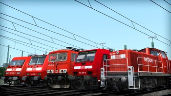 Screenshot3 - Train Simulator: West Rhine: Köln - Koblenz Route Add-On