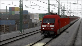 Screenshot5 - Train Simulator: West Rhine: Köln - Koblenz Route Add-On