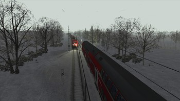 Screenshot6 - Train Simulator: West Rhine: Köln - Koblenz Route Add-On