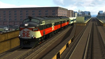 Screenshot3 - Train Simulator: New Haven FL9