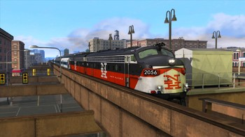 Screenshot5 - Train Simulator: New Haven FL9