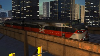 Screenshot1 - Train Simulator: New Haven FL9